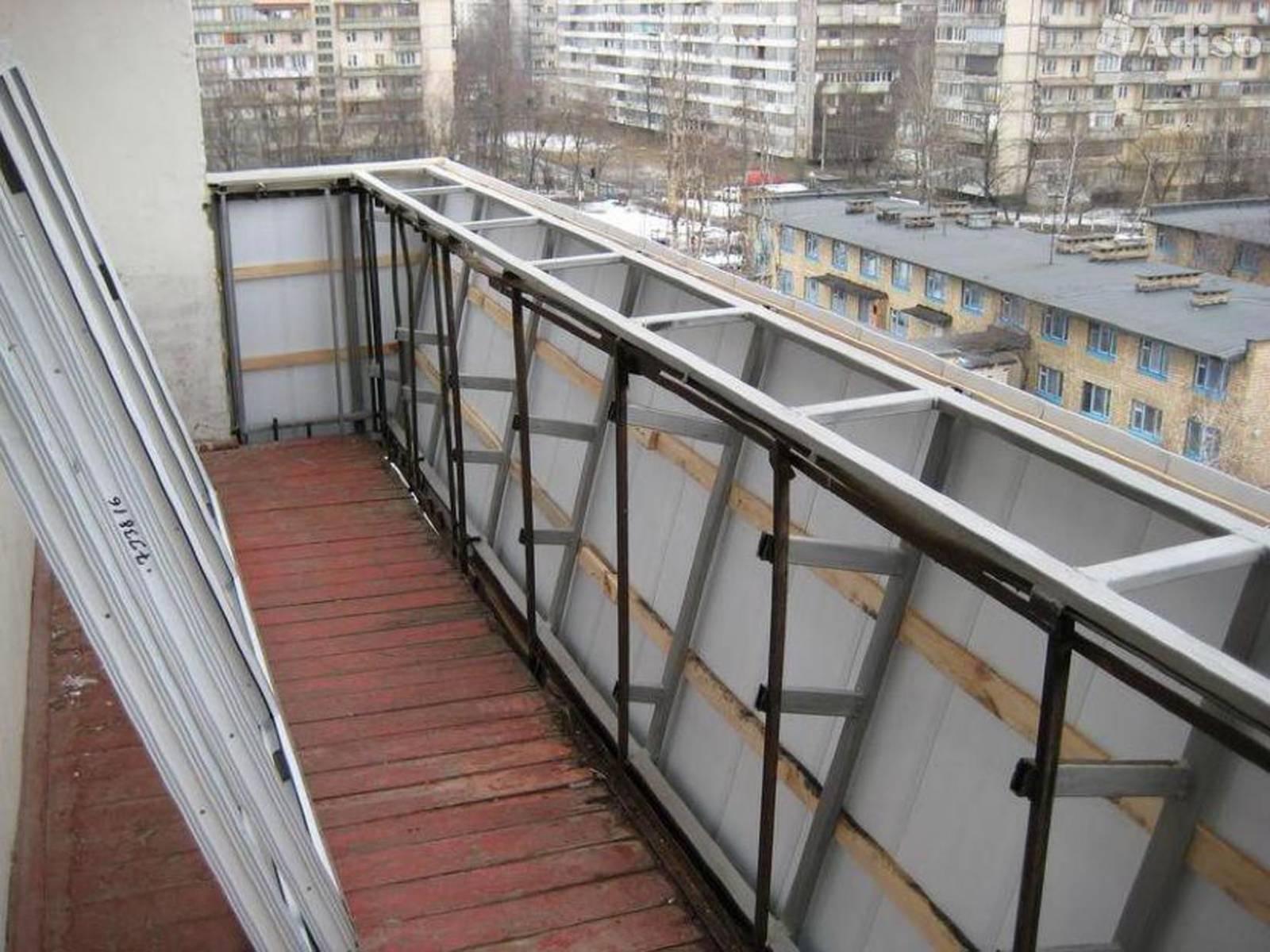 Остекление балконов и лоджий, остекление балконов и лоджий в.